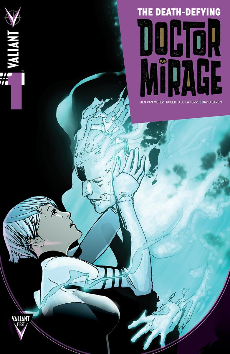 Valiant Doctor Mirage #1