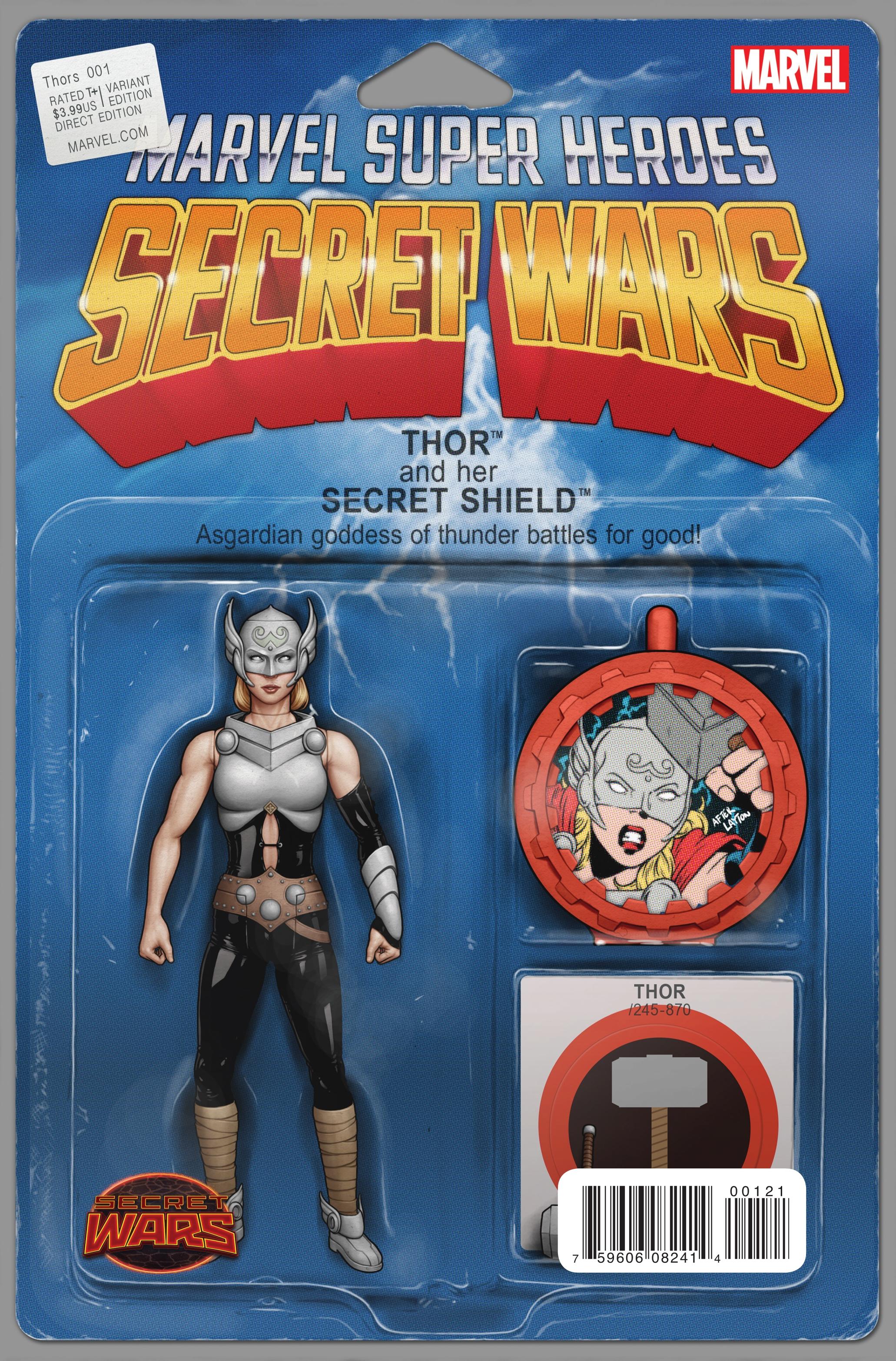 Thors #1cvrB