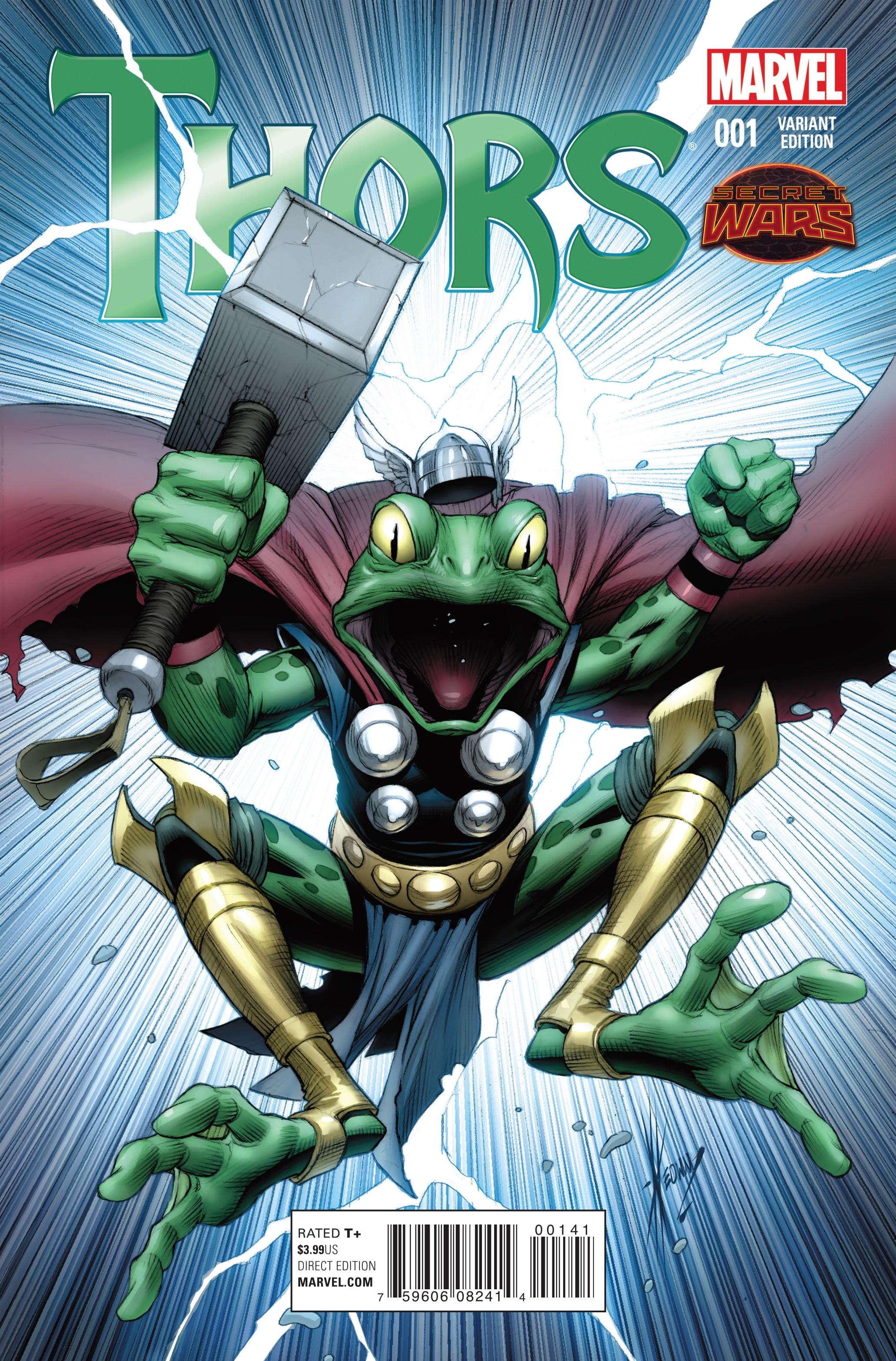 Thors #1cvrD