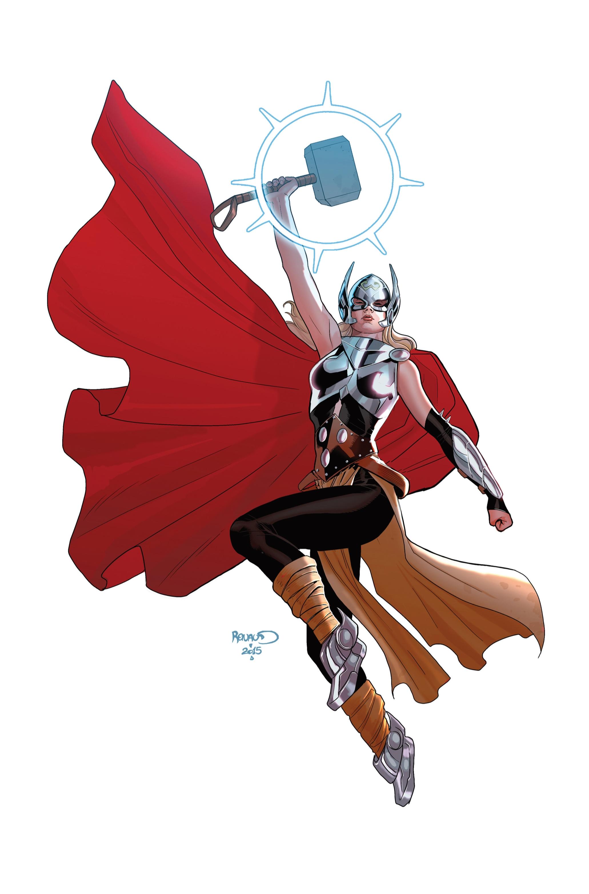 Thors #1cvrH2
