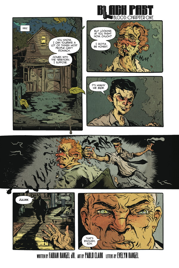 Standard Am Comic – Bleed Trim Live