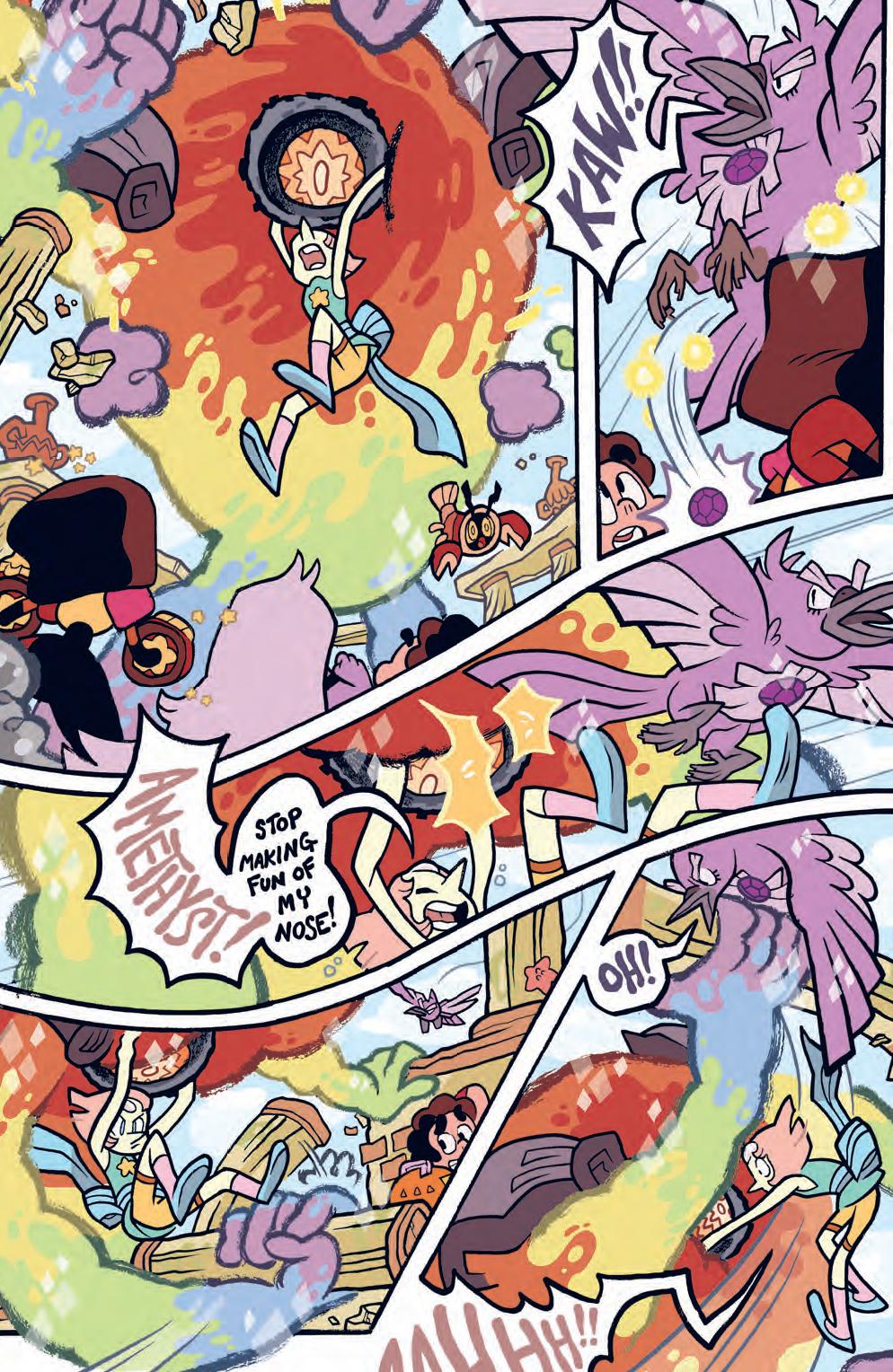 Preview: Steven Universe #1 - All-Comic.com