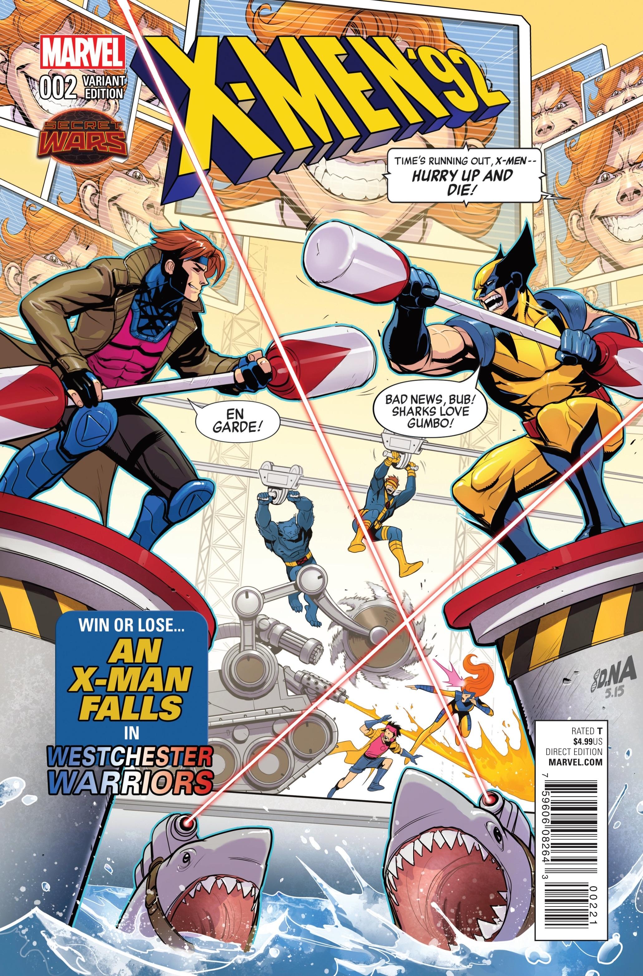 X-Men'92002cvrB