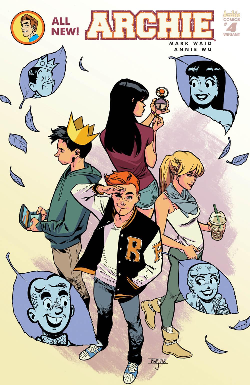 Archie#4AsrarVar