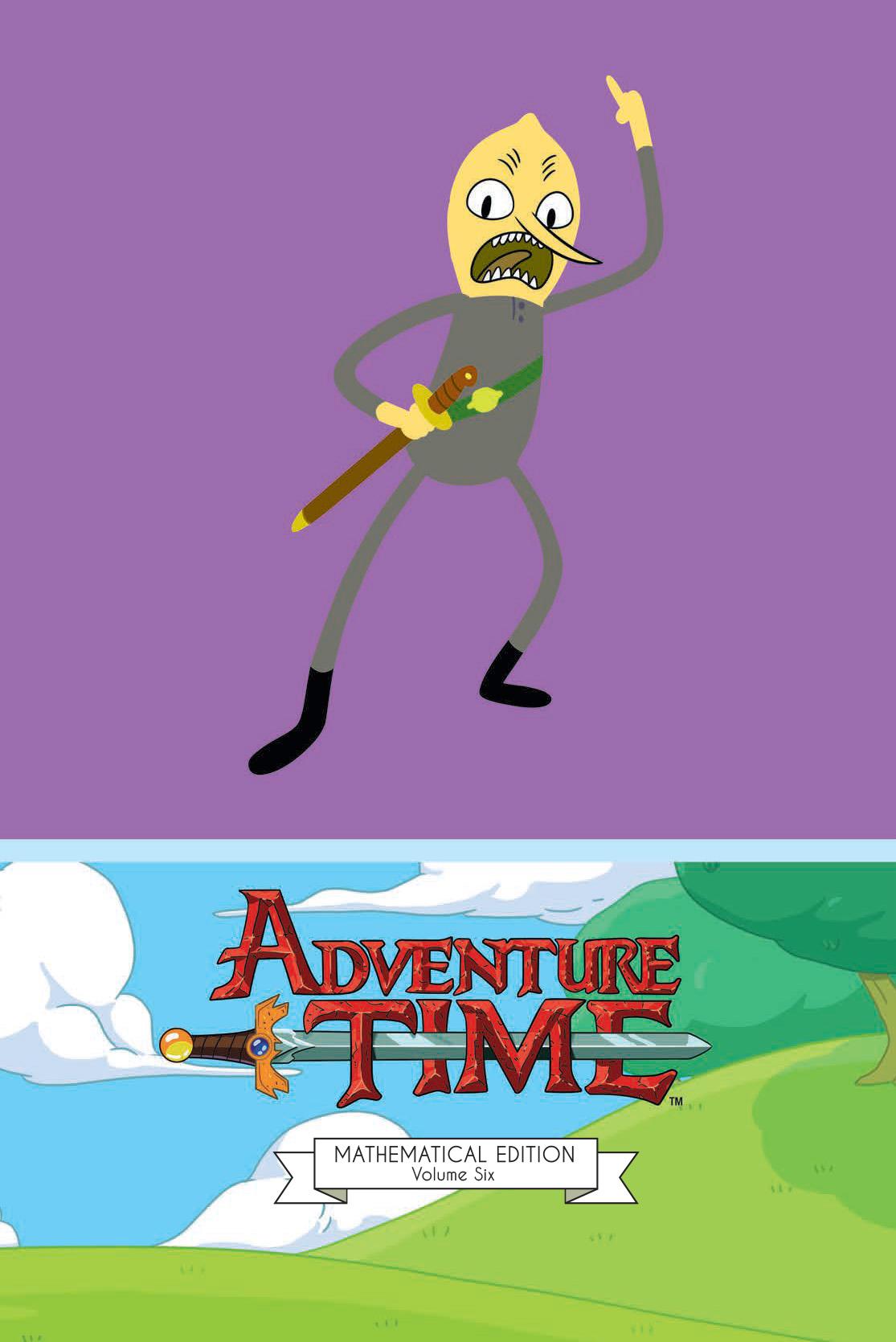 AdventureTime_V6_Mathematical_Cover