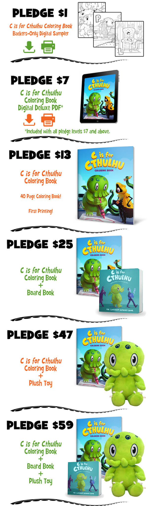 ComixTribe Wants You To Color Cthulhu