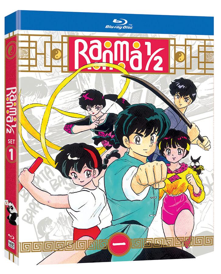 Ranma Set1 Bluray Standard Edition 3D