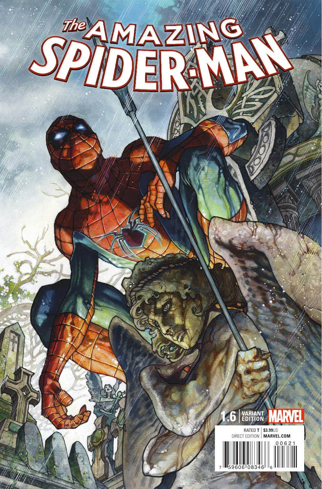 6 Amazing Simple And Smart Everyday Outfits For Men: Preview: The Amazing Spider-Man #1.6