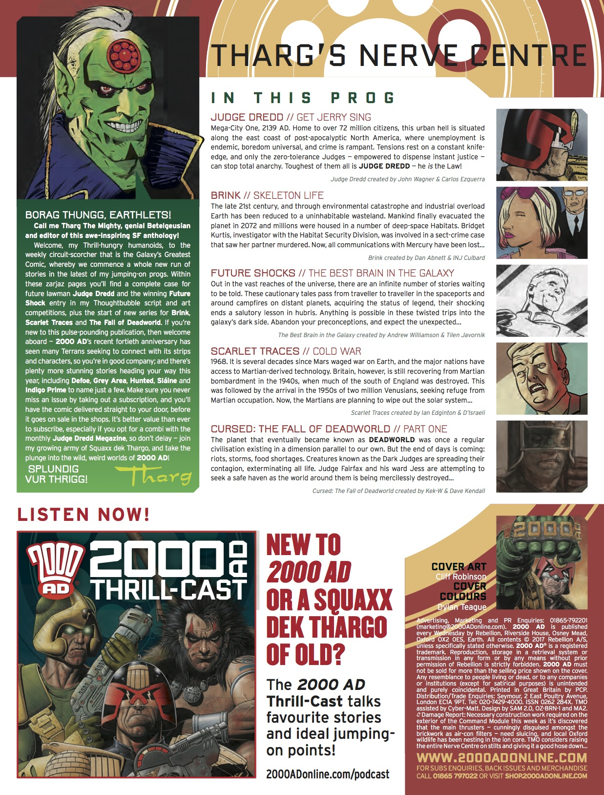 2000 AD Prog 2023-1