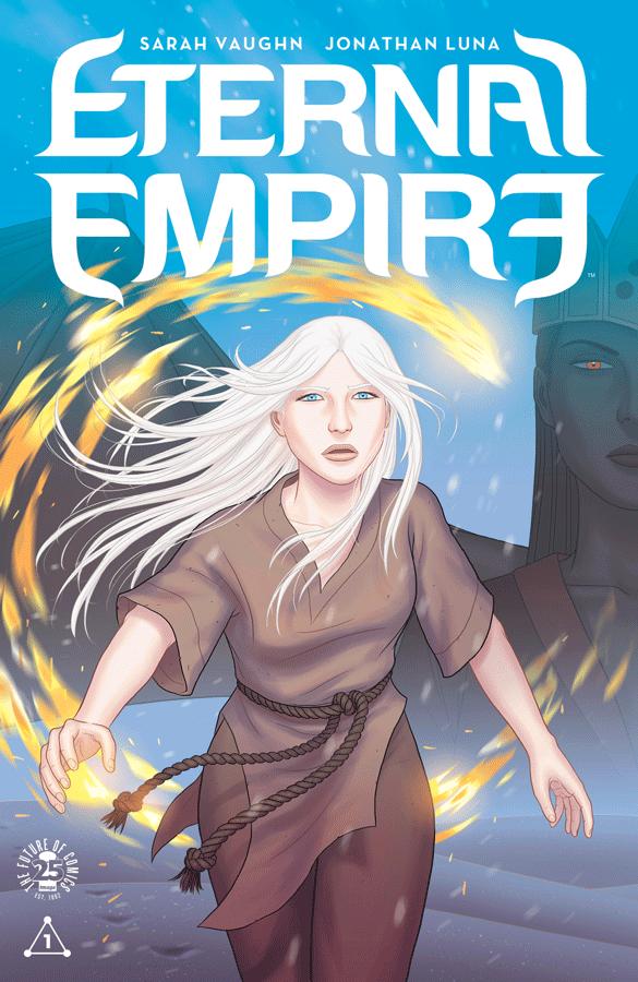 Eternal Empire Sarah Vaughn