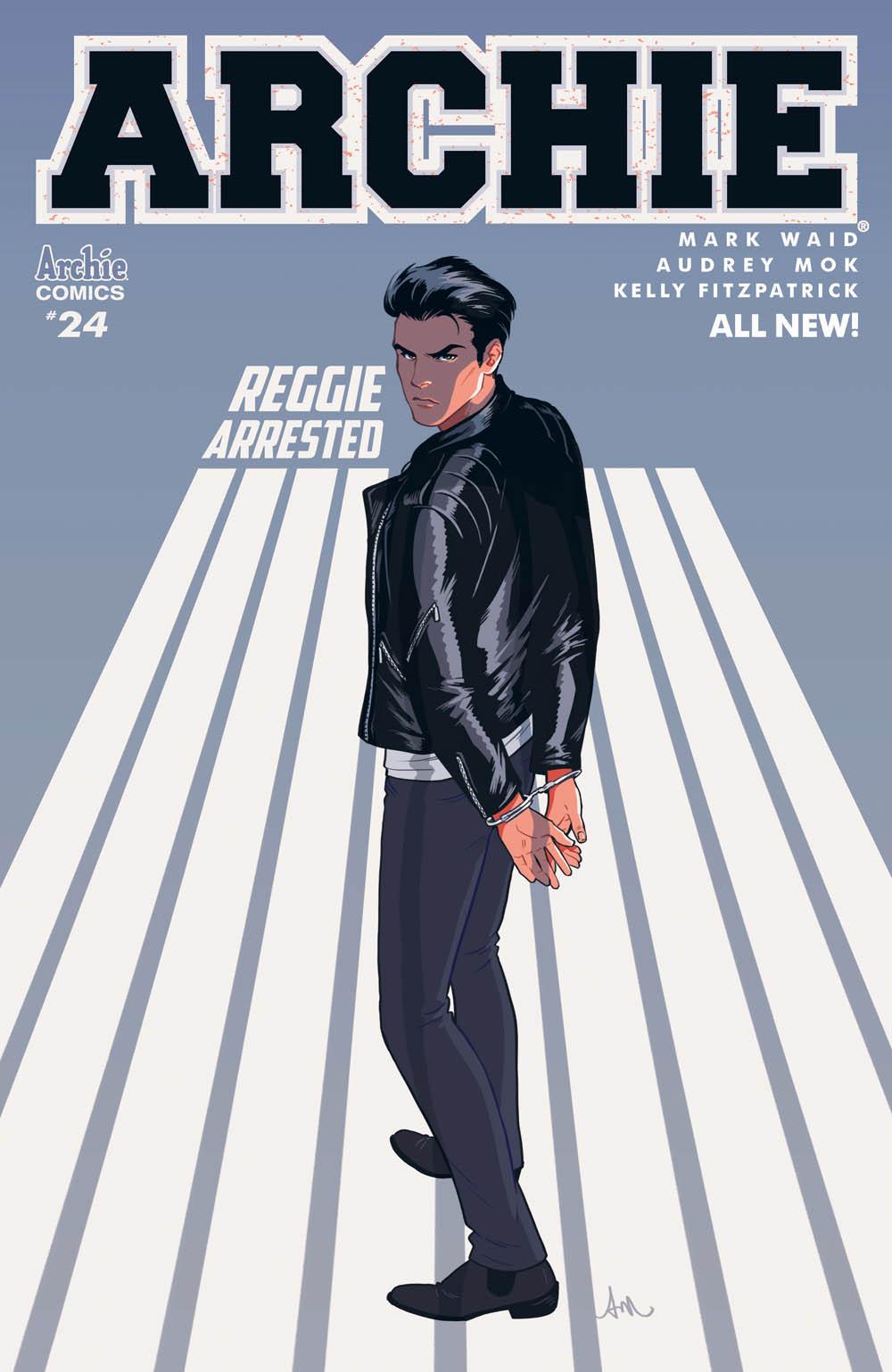 Archie#24Mok
