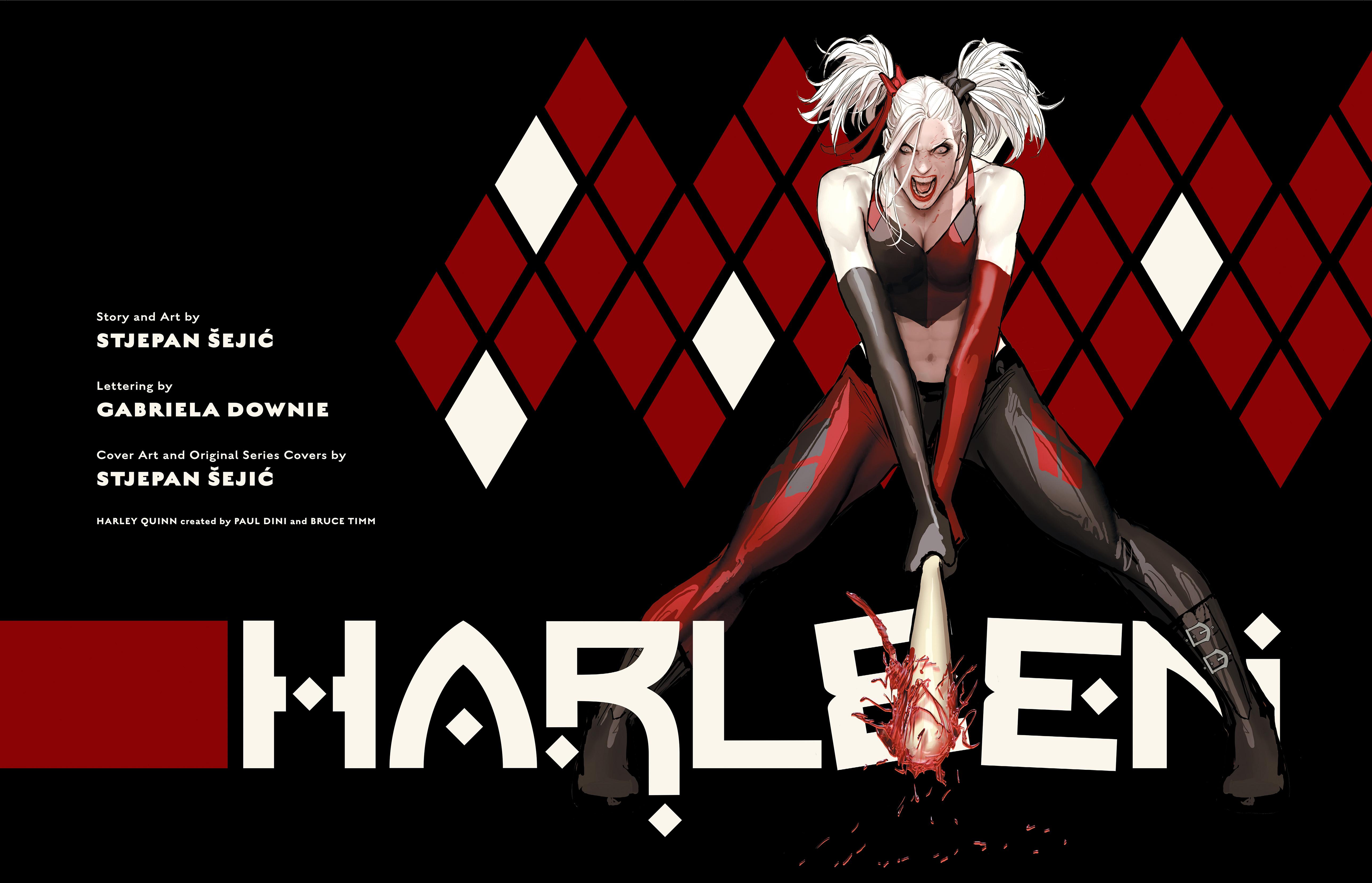 Harleen_Credit Page