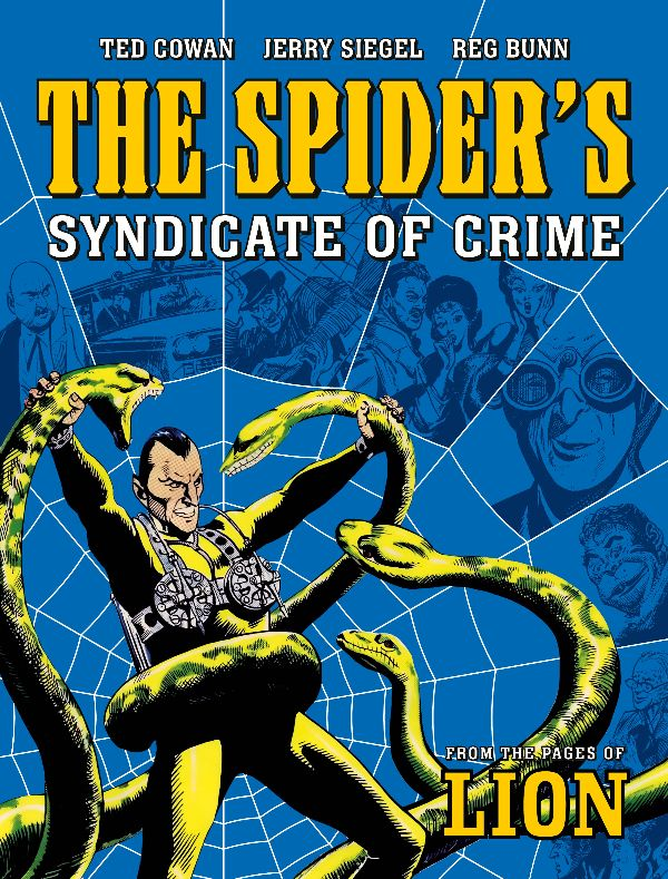 the spider syndicate of crime 1
