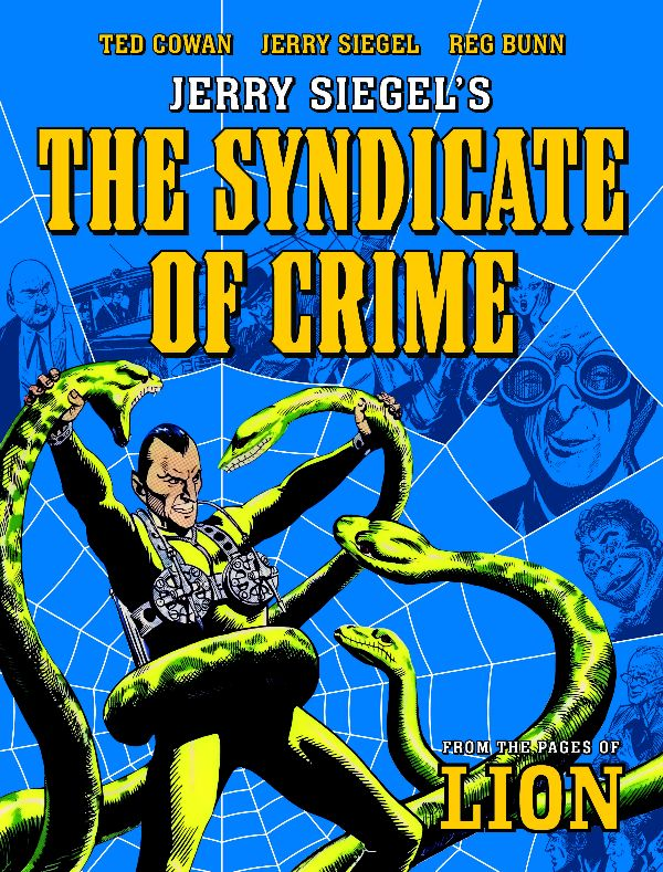 the spider syndicate of crime 2