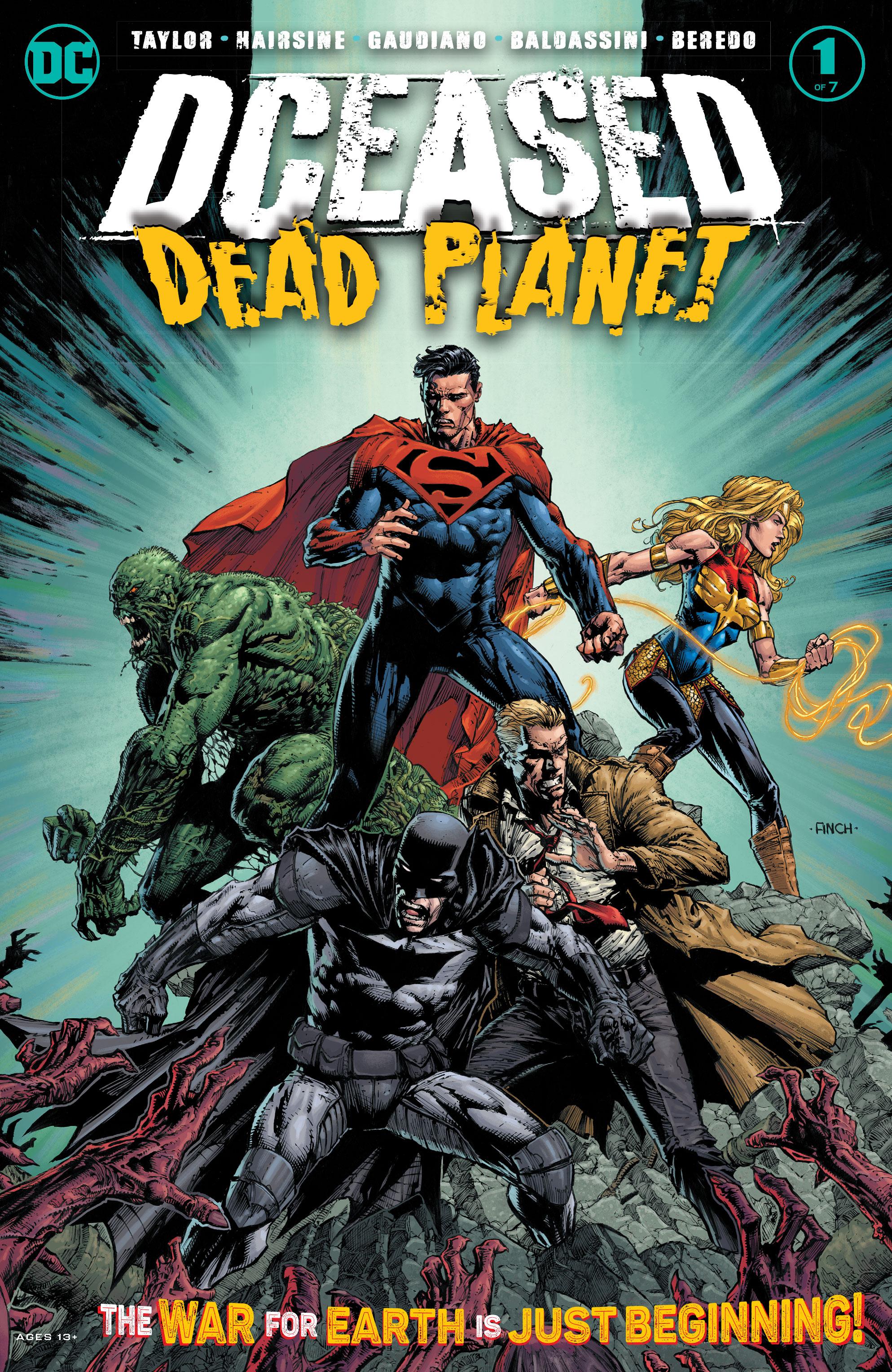 DCeased Dead Planet-Cv1