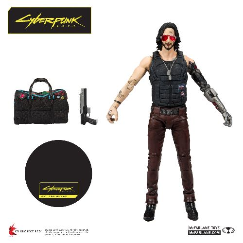 cyberpunk figure 8