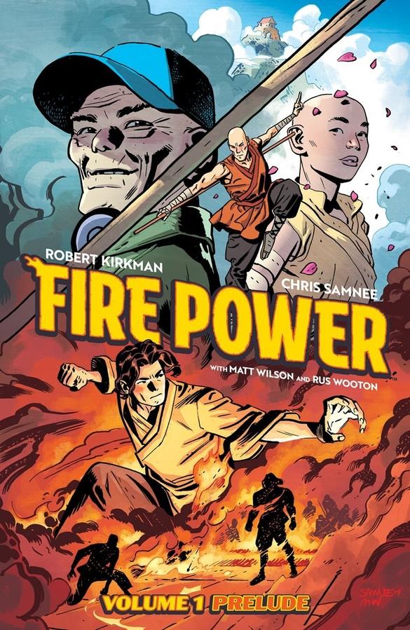 fire power vol 1