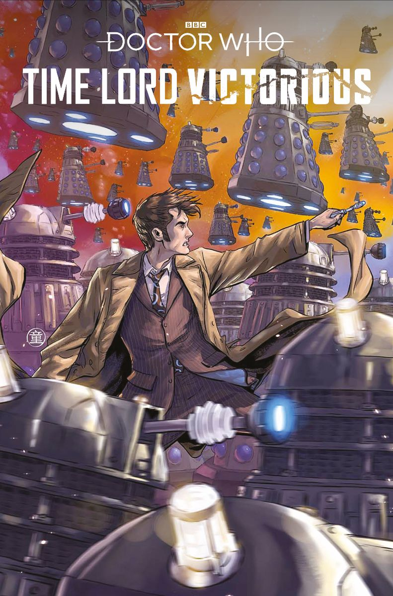 doctor who time lord victorious 2 cvr a
