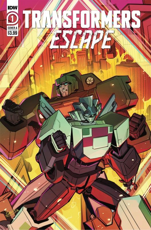 transformers escape 1 cvr1