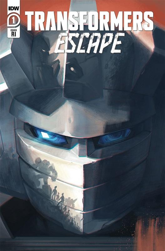 transformers escape 1 cvr2