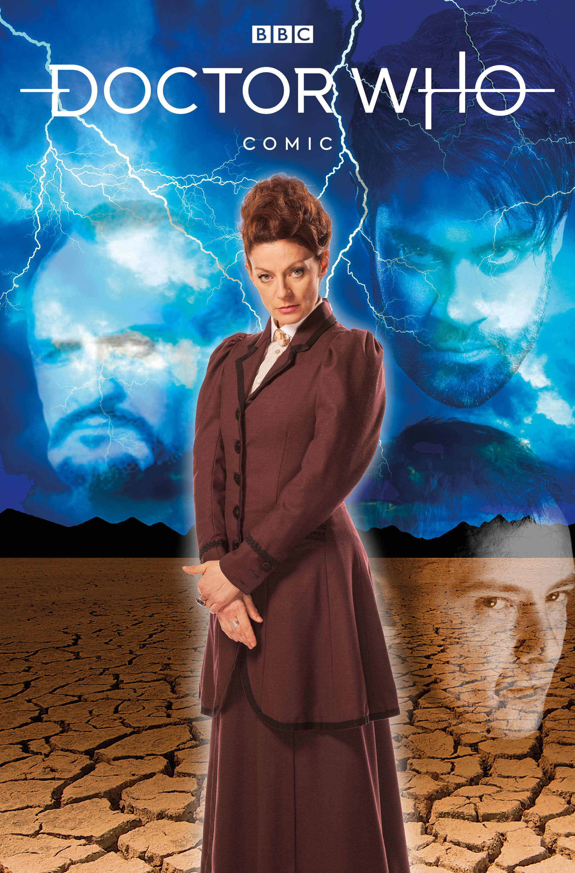 Doctor Who Missy #1B Photo